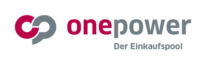 Referenz Erstellung Logo onepower, Unna