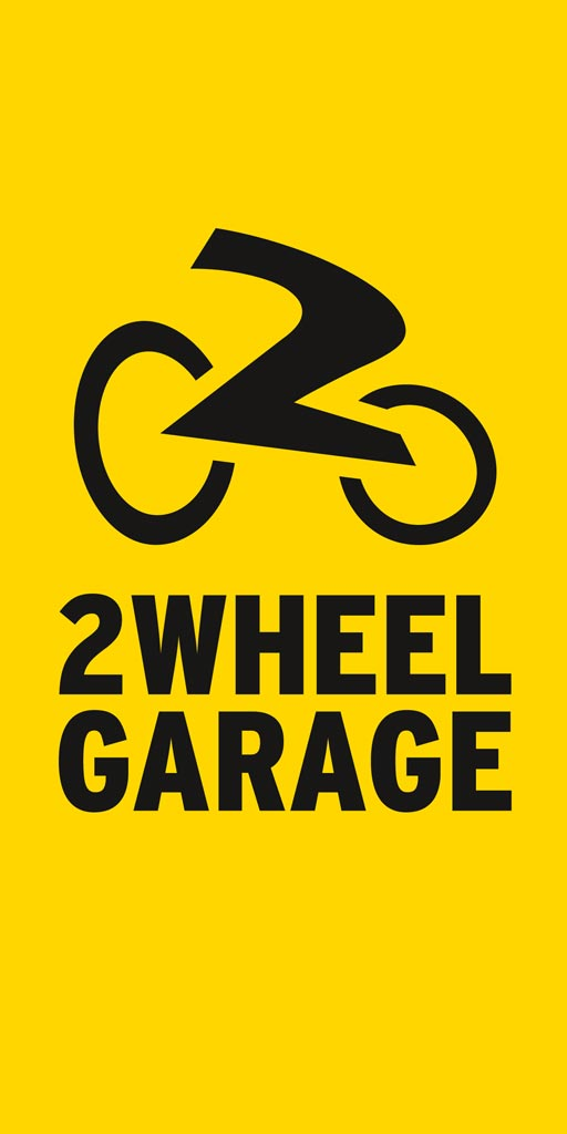 Referenz Erstellung Logo 2wheelgarage, Dortmund