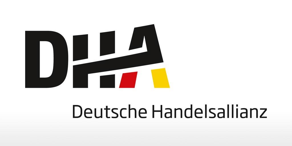 Referenz Erstellung Logo DHA, Unna