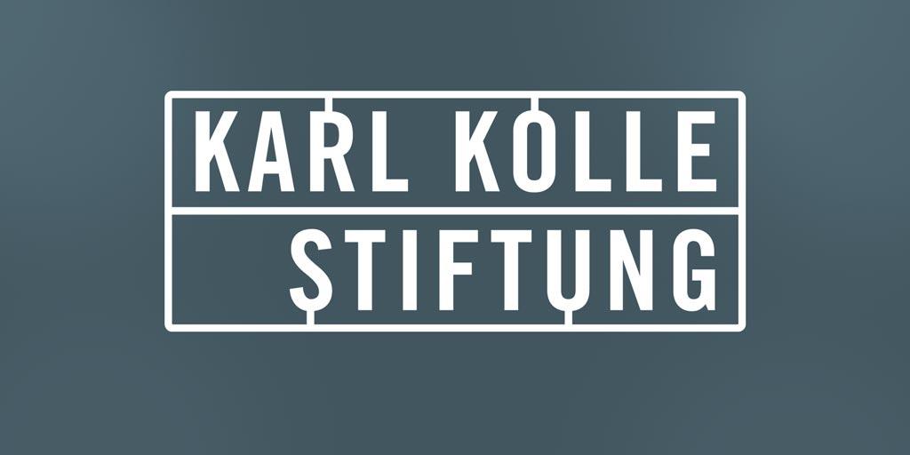Referenz Erstellung Logo Karl Kolle Stiftung, Dortmund
